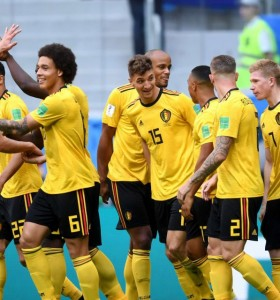 Bélgica venció a Ingleterra y se quedó con el tercer puesto
