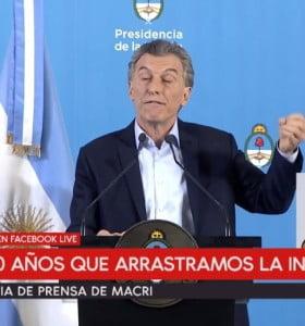 Duras respuestas de la oposición a Macri
