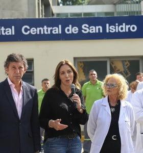 La espada sanitaria de Vidal
