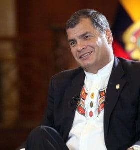 La Justicia de Ecuador ordenó detener a Rafael Correa