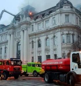 Incendio Banco Nación: Aclaraciones de ABSA