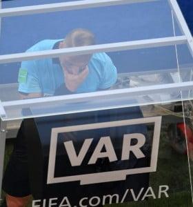 El VAR se utilizará en los cuartos de final de Libertadores y Sudamericana