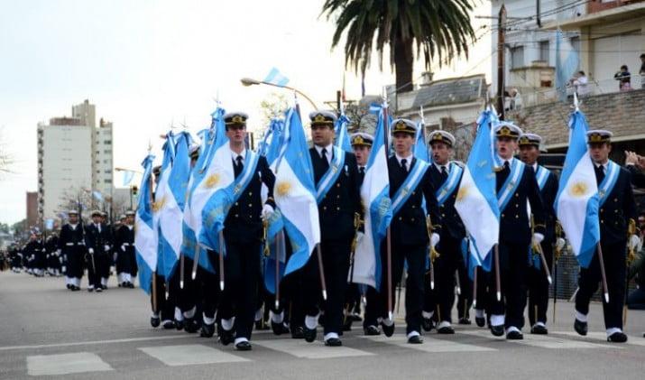 Festejos por el 202° aniversario de la Independencia Nacional