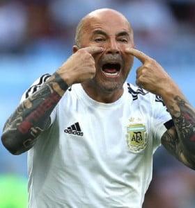 Sampaoli sigue en la Selección argentina, al menos hasta agosto