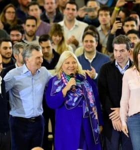 Macri donó a su propia campaña $2 millones en efectivo