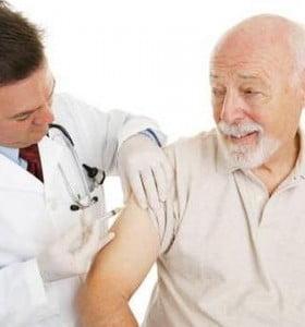 Neumonía: 7 de cada 10 adultos que deben vacunarse no lo hacen