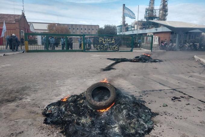 Confirman 200 despidos en la refinería Eliçabe de Bahía Blanca