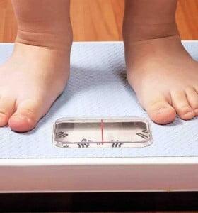 Alertan por las consecuencias futuras de la obesidad infantil