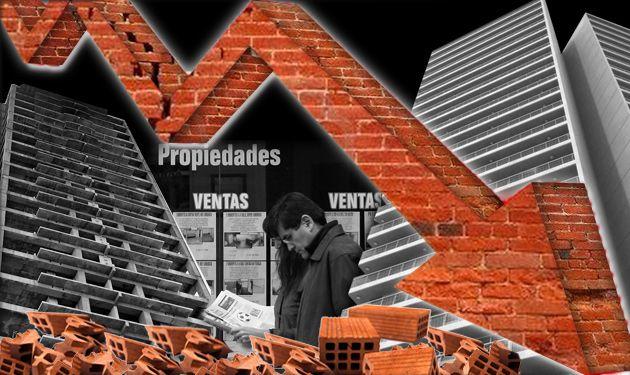 Fabricación de ladrillos, paralizada y el gas dolarizado golpean a la industria