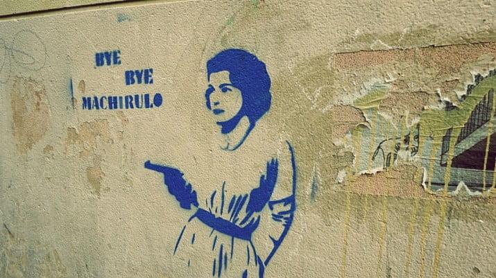 """""""Feminazi"""" y """"Machirulo"""": así definió la RAE al nuevo glosario de la lucha feminista"""