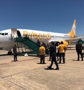 Otra vez FlyBondi: se suspendieron ocho vuelos