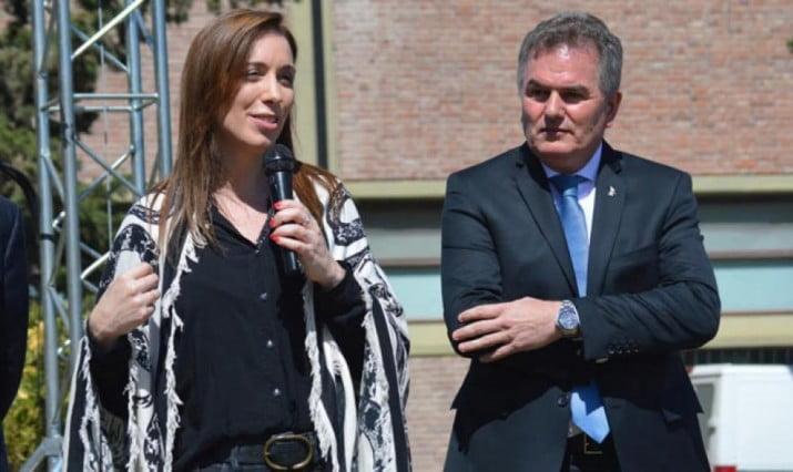 Vidal visita hoy Bahía Blanca en medio del paro de municipales
