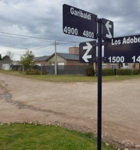 Se proyectan importantes obras de red cloacal y agua potable en Los Horneros