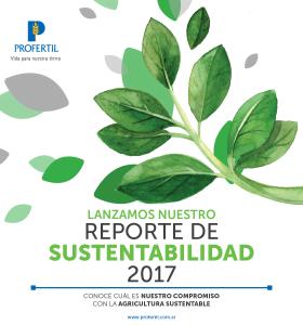 Profertil presenta su séptimo reporte de sustentabilidad