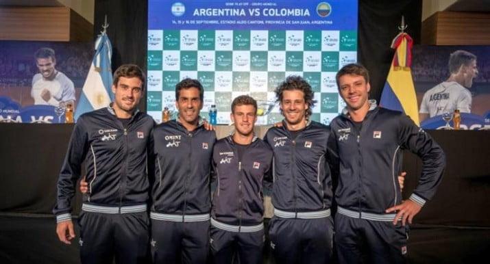 Comienza la Copa Davis