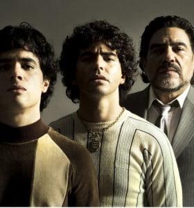 Llega la serie que cuenta la vida de Maradona