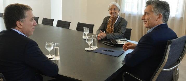 Avanza la denuncia contra Macri por acuerdo con el FMI