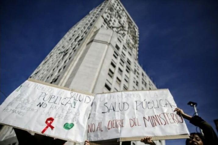 """La salud pública """"está en peligro"""""""