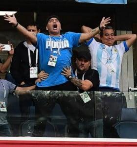 Maradona dirigirá en las tierras del Chapo Guzmán
