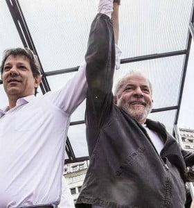Brasil: El candidato de Lula ya lidera las encuestas