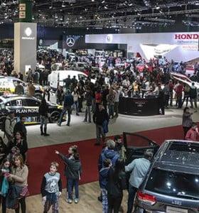 Crisis: Analizan suspender el Salón del Automóvil de 2019