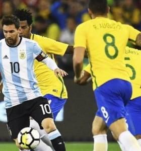 La Selección jugará con Brasil en octubre