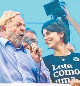 Autorizan a Lula a dar entrevistas