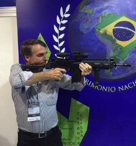 Declaraciones golpistas de Bolsonaro en Brasil