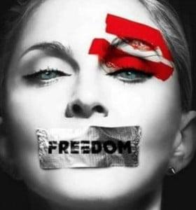 Madonna se sumó al rechazo contra Bolsonaro