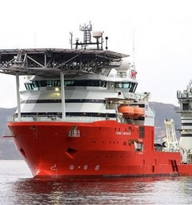 Zarpó el buque que intentará encontrar al ARA San Juan