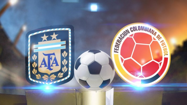 Argentina vs Colombia: formaciones, horario y TV