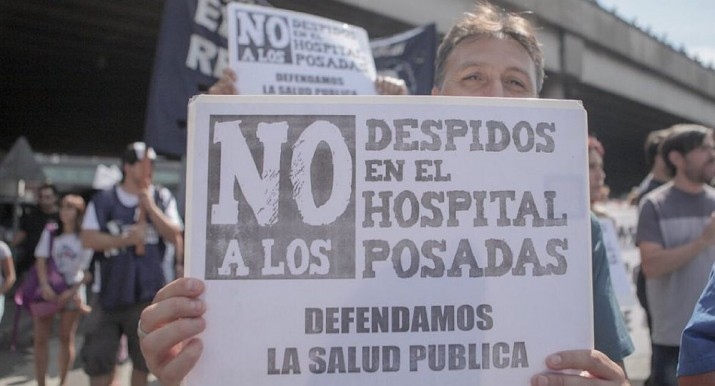 Renunció el Jefe de Cirugía Cardiovascular Infantil del Hospital Posadas
