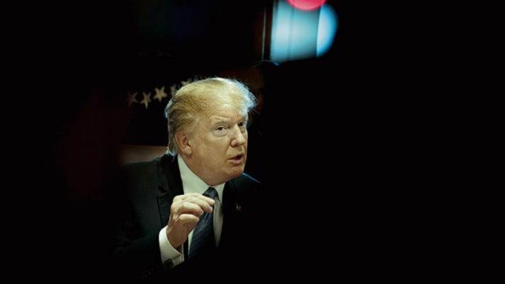 Trump amenaza con retirarse de la OMC