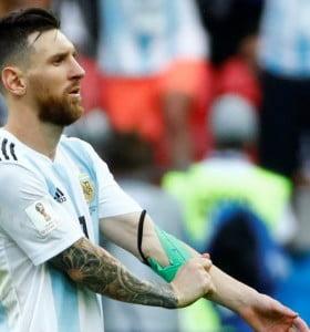 Sin Messi, Tagliafico será el capitán de la Selección argentina
