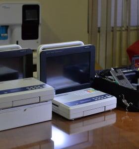 Nueva entrega de equipamiento al Hospital Municipal