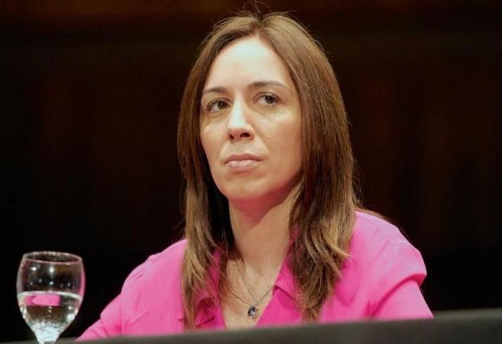 Uno de cada dos bonaerenses desaprueba la gestión de Vidal