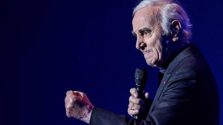 Murió el legendario Charles Aznavour