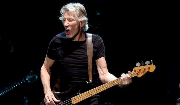 Roger Waters eligió una banda mapuche para que abra sus conciertos