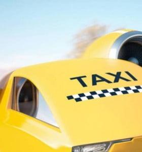 Gran Bretaña invierte millones para desarrollar taxis voladores