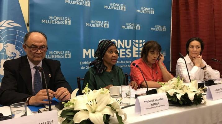 Plan de la ONU para erradicar los femicidios en la Argentina