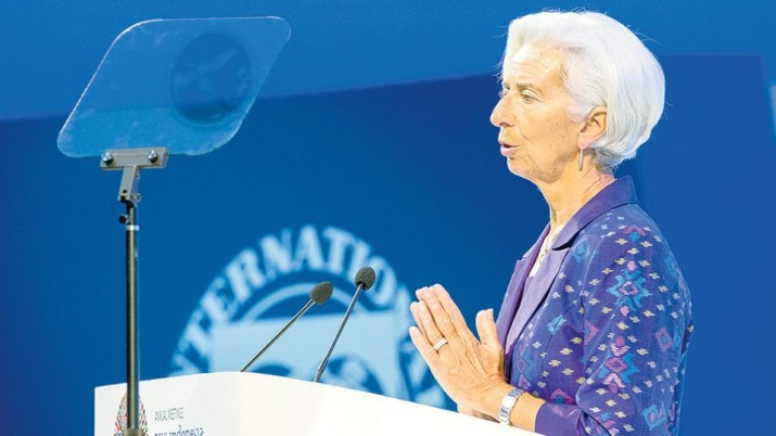A fin de mes, el FMI daría la aprobación