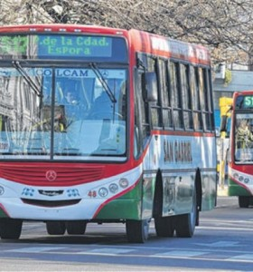 Hasta el próximo jueves habrá paro de transporte nocturno en Bahía Blanca