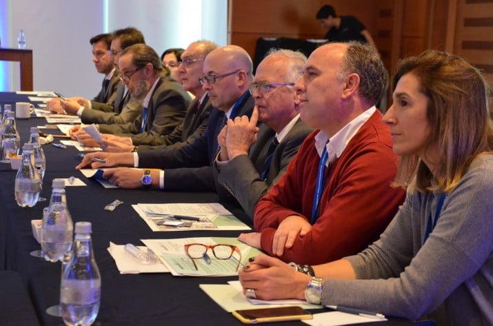 El Puerto local participó del debate internacional sobre la industria marítima