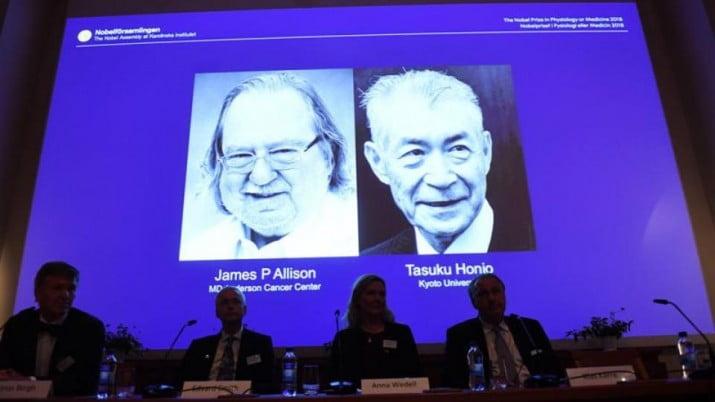 Nobel de Medicina para un revolucionario aporte contra el cáncer