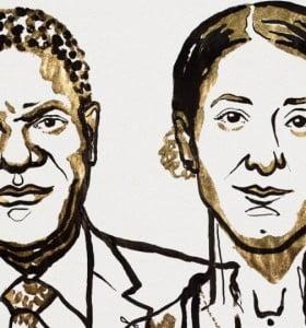 Nobel de la Paz contra la violencia sexual como crimen de guerra