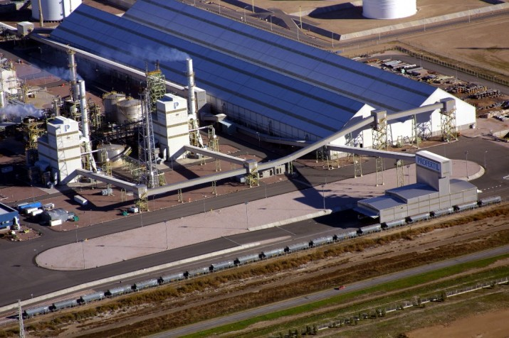 Profertil sacará de servicio su planta de producción de urea por 48 horas