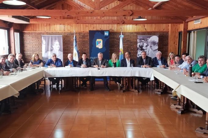 Solo falta Cristina: con la mira en 2019, el PJ Nacional sentó en la mesa de decisiones a Moyano, Daer y Solá