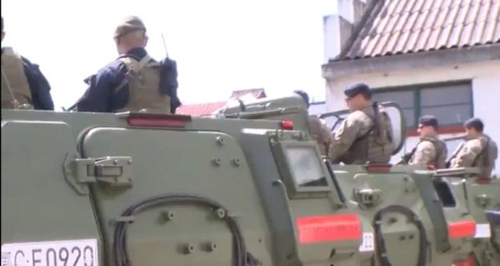 Se presentó el equipamiento de seguridad para el G20
