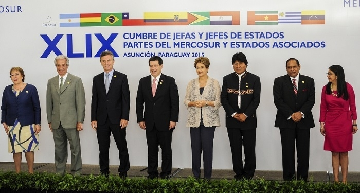 El Brasil de Bolsonaro ya amenaza con romper el Mercosur