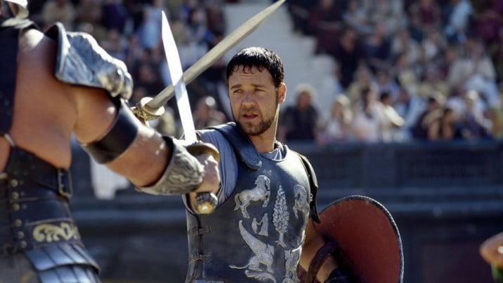 Se viene una secuela de Gladiador